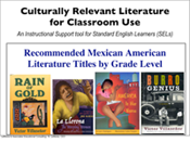 Culturally Relevant Literature - Mexican American SELs
